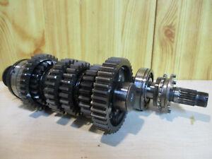 Arbres et Pignons de boite de vitesse Honda CBR 600 PC25