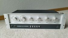 Crown Ic 150 Stereo Preamplifier Pre Amp Ic150 With Rackmount Brackets & Manual