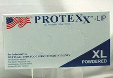 Protexx-Lip Powdered Latex Gloves  Size XL  1000 Total   M4709