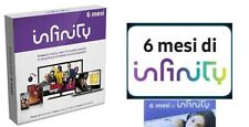 Infinity Pass 6 Mesi Voucher codice offerta - RICEVI SUBITO TRAMITE EMAIL ✔❤