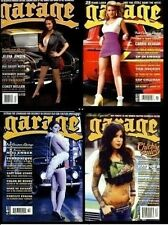4 Brand New Rare Limited Edition Back Issues of Garage Magazine