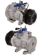 A/C Compressor Fits 2007 - 2014 Ford Expedition - Lincoln Navigator V8 5.4L ONLY