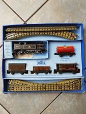 Hornby Dublo Electric Train EDG17 Tank Goods Train B.R Esso Meccano
