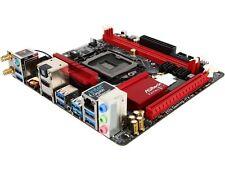ASRock ASRock Fatal1ty Gaming Z170 Gaming-ITX/ac LGA 1151 Intel Z170 HDMI SATA 6