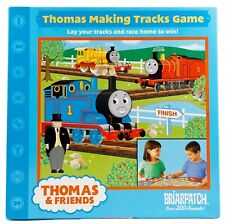Thomas & Friends - Thomas Making Tracks Game 2006 - Briarpatch - 100% Complete