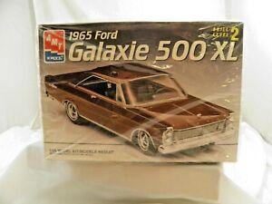 AMT ERTL 1965 Ford Galaxie 500XL 1:25 Scale Open Box
