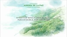 Nespresso Aurora de la Paz Limited Edition 2018 200 capsules in case