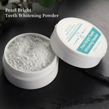 Natural Organic Activated Pearl Whitening Tooth Powder Remove Tooth Stains