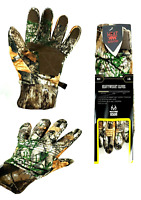 NEW Realtree EDGE Camo Men's Heavy Weight Gloves SZ Large/XTRA LARGE Waterproof