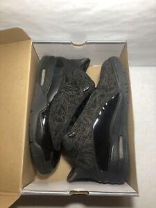 Air Jordan Dub Zero Black Black Taupe 311046001 US Size 10.5
