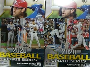 2020 Topps Update Baseball (U1-U150) COMPLETE YOUR SET - YOU PICK FROM LIST