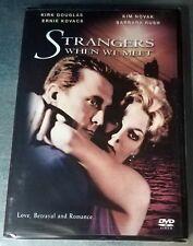 Strangers When We Meet (DVD, 2005)  Brand New! Factory sealed! Region 1