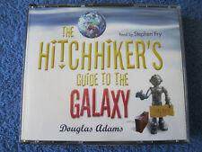 5 CD Hörbuch Box Hitchhiker's Guide to the Galaxy von Douglas Adams (2007) Fry