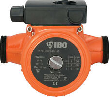 """IBO1""""OHI 25-80/180 Hot Water Circulating Pump Central Heating replaces GRUNDFOS"""