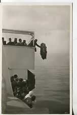 Zwischenkriegszeit (1918-39) frankierte Ansichtskarten