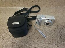 Canon PowerShot A95 5.0 MP Digital Silver Camera Zoom Model PC1099