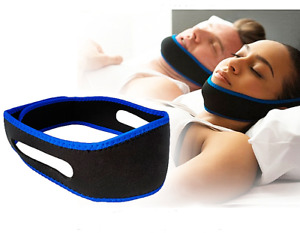 Anti Snoring Chin Strap Snore Band Belt sleeping aid
