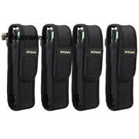 4X XTAR TZ20 Belt Flashlight Torch Pouch Holster for Surefire G2 6P UltraFire