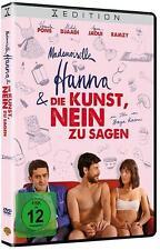 HANNA & DIE KUNST NEIN ZU SAGEN  DVD NEU/OVP