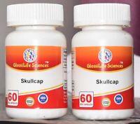 Skullcap Extract 10:1 Capsules Baicalin Scutellaria Baicalensis
