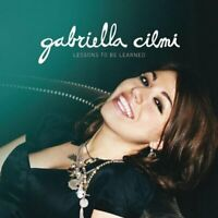 Gabriella Cilmi Lessons to be learned (2008)  [CD]