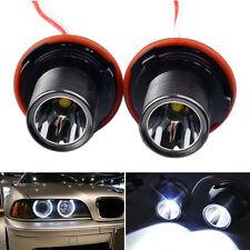 BMW LED ANGEL EYES 20W Canbus Standlicht Tagfahrlicht MARKER E39 E53 E60 E63 E87