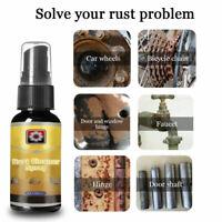 Rust Cleaner Spray Derusting Spray Car Maintenance Cleaning 30ML Rust Remover UA