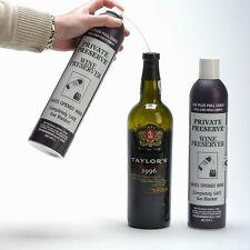 Private Preserve Wine Saver Spray for wine, port, cognac & others alike