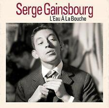 Leau a la bouche von Serge Gainsbourg (2016)