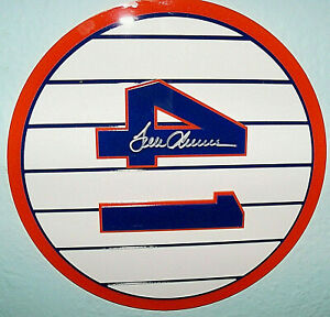 """⚾12"""" TOM SEAVER AUTOGRAPHED #41 PLAQUE New York Mets DeGrom Alonso Signed Auto"""