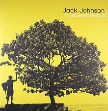 JACK JOHNSON : IN BETWEEN DREAMS  (LP Vinyl) sealed