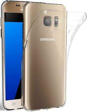 "Funda de Gel Tpu posterior Samsung Galaxy S7 ""5.1"" Carcasa Transparente Claro"