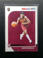 2019-20 NBA Hoops Kevin Porter Jr. RC, Rookie Card, Cavaliers / Rockets