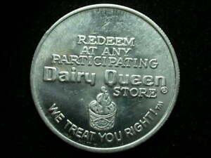 Dairy Queen Store Worth 40¢ Token