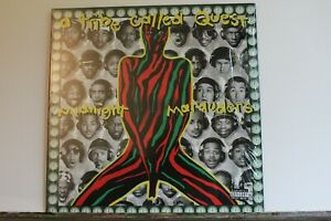A TRIBE CALLED QUEST - MIDNIGHT MARAUDERS - ZOMBA