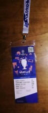 2019 Ligue des Champions Final ticket with Ticket Holder (Comme neuf)
