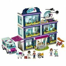 NEW 2019 Friends Heartlake Hospital Set Building Block Girl Gifts Best