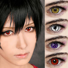 Colorful Eye Contact Lenses 0 Degree Makeup Halloween Party Cosplay Grandiosa
