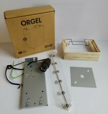 Orgel Ikea 400.212.70 Wall Electric Lamp Asian Style Paper Shade Beige Sconces