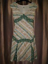 Diane Von Furstenberg floral summer dress