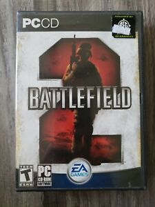 Battlefield 2 (PC, 2005) 3 Disc Set