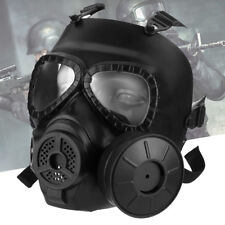 Paintball Tactical Airsoft Game Face Protection Safety ANTI Toxic Gas Mask  BEFT
