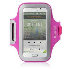 Étuis, housses et coques brassards roses Samsung Galaxy S6 pour téléphone mobile et assistant personnel (PDA)
