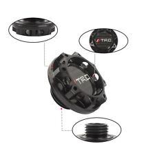 1PCS TRD BLACK Engine Oil Filler Cap Oil Tank Cover Aluminium For TOYOTA