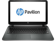 "HP Pavilion 15-ab153nr Laptop, 15.6"" Screen, AMD Quad-Core A10, 8GB Memory, N7"