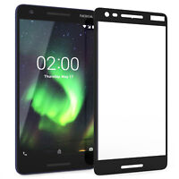 Nokia 2.1 Screen Protector Best Tempered Glass Thin 100% Full Protection