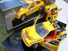 SOLIDO 1/18 CITROEN ZX RALLYE RAID 1991type PARIS DAKAR  Rallye des pharaons