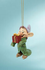 Disney Traditions Jim Shore : A21432 Dopey Hanging Ornament Height 7cm