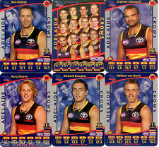 2012 AFL Teamcoach Silver Team set Adelaide (13)