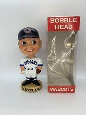 1974 Danny Goodman Cleveland Indians Boy Faced Gold Base Bobblehead Nodder